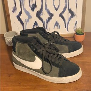 Nike SB Blazer High Premium - men's size 10